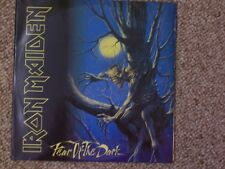Iron Maiden Fear of The Dark 2 LPs Russian Gatefold  NM