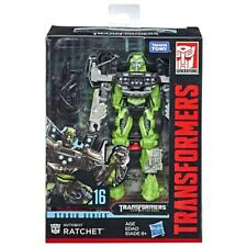 TRANSFORMERS STUDIO SERIES RATCHET DELUXE CLASS ACTION FIGURE
