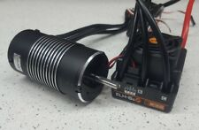 HPI Racing 1/8 Buggy Flux Brushless Combo MLH-2200 Motor ELH-6s ESC Speedy OZRC