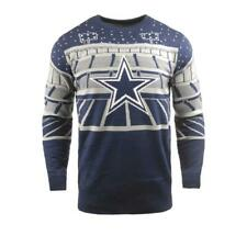 new product a012b 2dafb Forever Collectibles Dallas Cowboys NFL Sweaters for sale | eBay