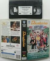 Due Palle In Buca (VHS - WB) Usato Ex Noleggio