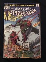 AMAZING SPIDER-MAN #122 (1973) Death of Green Goblin: Coverless with facsimile