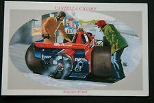 Brabham BT46B  Alfa Romeo  Formula 1  Motor Racing Car  Picture Card  # VGC