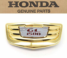 New Front Fender Emblem 90-00 GL1500 Goldwing SE Honda 1500 Badge #B37