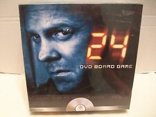 24 DVD Board Game Pressman #2104 NIB 2006!