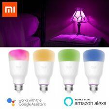 XIAOMI Yeelight WiFi Smart Light LED Bulb E27 8.5W RGBW for Amazon Alexa Google