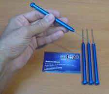 Titanium Solder Pick Probe + Pouch. Soldering + Jewelry Welding Technician Tools