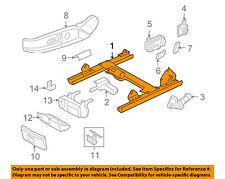 AUDI OEM 08-12 R8 Seat Track-Seat Track Left 1K0881183B