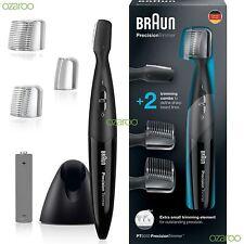 Braun PT5010 Precision Facial Stubble Beard Trimmer 5/8mm Styler Battery Powered