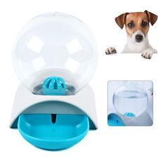 New ListingNew Automatic Pet Dog Bunny Cat Food Water Dispenser Dish Bowl Feeder Drinking