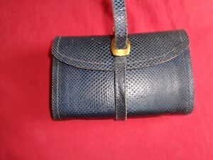 Leather Fly Wallet.