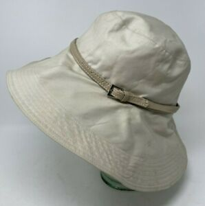 Obagi Medical Rain Water Resistant Bucket Hat Sun Hat Packable Adjustable Khaki