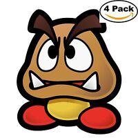 Sticker 3.5 X 4 Luigi Vinyl Decal