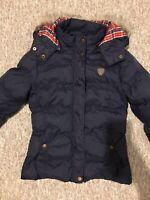 Ladies / Girls Ruby Tuesday Navy Jacket Size UK8, EU 36, XS