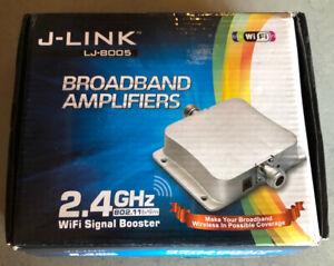 WiFI signal booster amplifier 802.11A/B/G/N