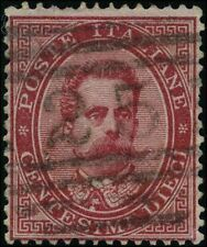 Italy 1879 stamps definitive USED Sas 38 CV < $5.00 180420086