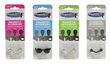 Value Pack! (4) Magnetic Eyeglass Holders, Sunglass Holder (New) | ReadeREST