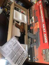 KALASHNIKOV Full Metal Electric Blowback Romania AK47 AIMS Airsoft AEG Rifle by