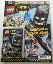 LEGO Jurassic World Magazine Special Edition Issue 7 Owen With Boat