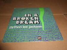 PYTHON LEE JACKSON IN A BROKEN DREAM / BOOGIE WOOGIE JOE UP 10 000 45 GIRI 1976