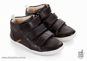 NEW Tip Toey Joey Toddler Shoes - T METROPOLIS (More Colours)