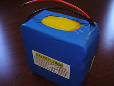 12V 20AH LiFePo4 Battery With Built-In BMS, Deep Cycle, Solar Battery, Ham Radio