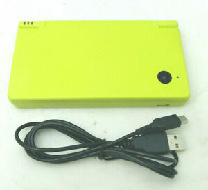 Nintendo DSi Japan Language Import Console & USB Charger Pick Your Color TESTED