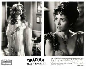 DRACULA DEAD AND LOVING IT 5 Original 1995 press stills Leslie Neilson Mel Brook
