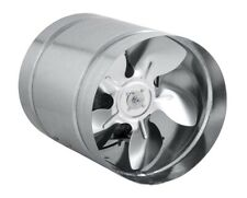 Axial Rohrlüfter 150 160 210 250 315 mm Zuluft - Abluft Rohrventilator Lüfter