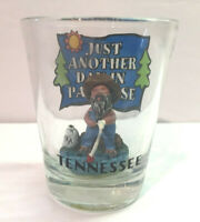 Shot Glass Tennessee