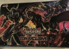 Yugioh Playmat Red Dragon Archfiend Comic Con Exclusive - Custom YuGiOh MTG