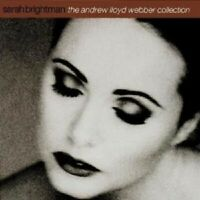 """SARAH BRIGHTMAN """"THE ANDREW LLOYD WEBBER COLLECTION"""" CD"""