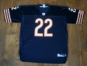 FORTE #22 CHICAGO BEARS AMERICAN FOOTBALL JERSEY NFL SIZE XXL