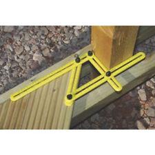 NEU Winkel Multi-Winkel Zollstock ultimative Kachel Fußboden Schablone Werkzeug