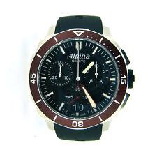 Alpina Seastrong Diver Herrenchrono 30 ATM AL-372LBBRG4V6