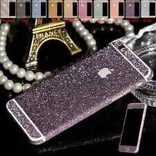 Glitter Bling Full Body Luxury Sticker Skin Screen Protector iPhone 7+/6s 5/4s