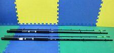 "Okuma Classic Pro 9' 0"" Chartreuse Tip Mooching Rods CPM-90M-CT 2 Pack"