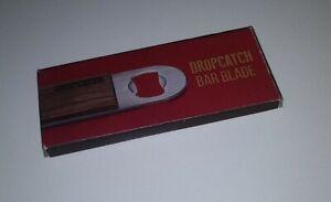 DropCatch Bar Blade Wood Bottle Opener - Mini Size