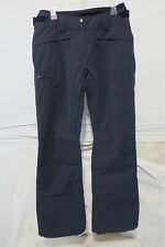Salomon QST Snow Pant - Women's Large Graphite Retail $224.95