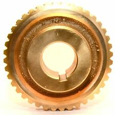 """NEW Boston Gear D-1411-DR Worm Gear  0.875"""" Bore 10 Pitch 30 Teeth"""