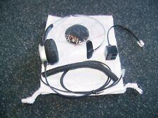 Mitel Complete Listen Only Headset Training Kit with Headset & Headset Splitter