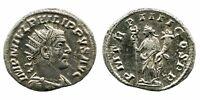 PL Philippus I. 244-249 n.Chr. PM TRP IIII COS PP RIC - Antoninian Antiochia RR