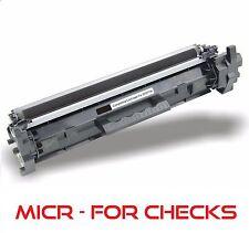 MICR Toner Cartridge for HP LaserJet Pro M102 M130fn M130fw M130nw Printer