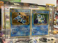 Pokémon Card Dragon Ball Super DBS TCG - Magnetic Acrylic Display Stand/Frame