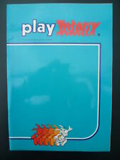 catalogue PLAY ASTERIX version italienne - MOLIMPORT 1980 - 32 pages