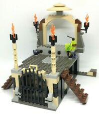 LEGO Set - Star Wars - 4480 - Jabba's Palace - All Pieces, No Minifigures