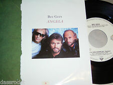 """7"""" - Bee Gees / Angela & You win again - MINT 1987 # 221"""