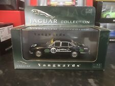 Vanguards Jaguar XJ6 Racing 1/43 MIB Ltd Ed VA08606