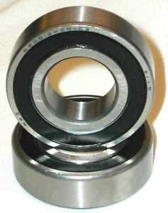 Rear Wheel Bearings to fit Yamaha YBR125 2013-2016 Free fitting guide & Post