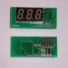 LED TM1651 I2C 3 Digit Ziffern 7-Segment Display Modul Arduino Raspberry Pi rot